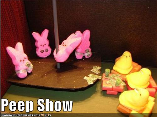 Welcome to the Peep Show